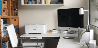 hjemmekontor printer